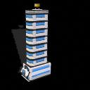 Edificios futuristas Hotel-futurista