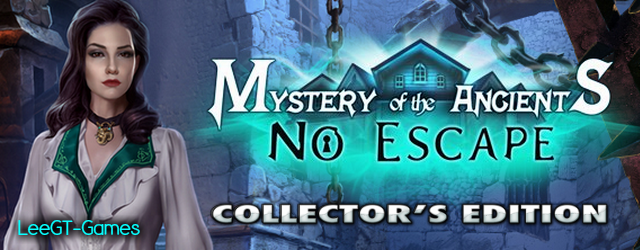 Mystery of the Ancients 8: No Escape Collector's Edition [v.Final]