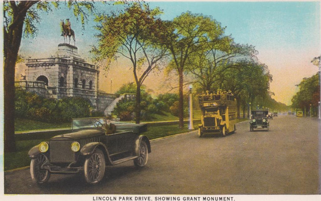 Lincoln Park Drive