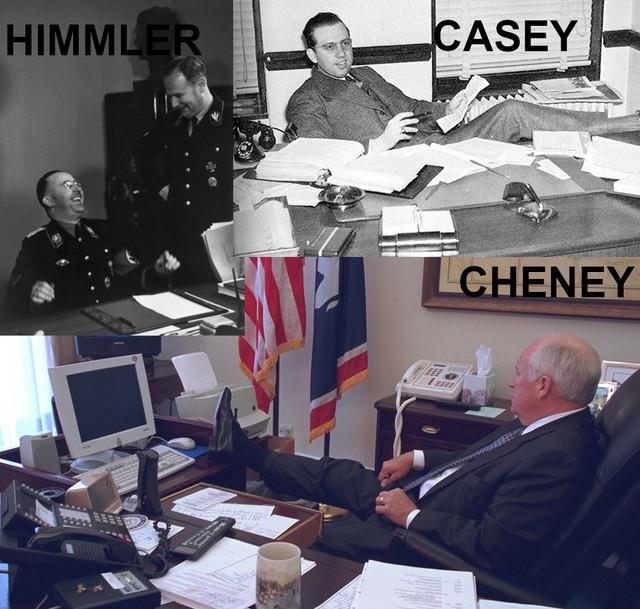 HIMMLER-CASEY-CHENEY