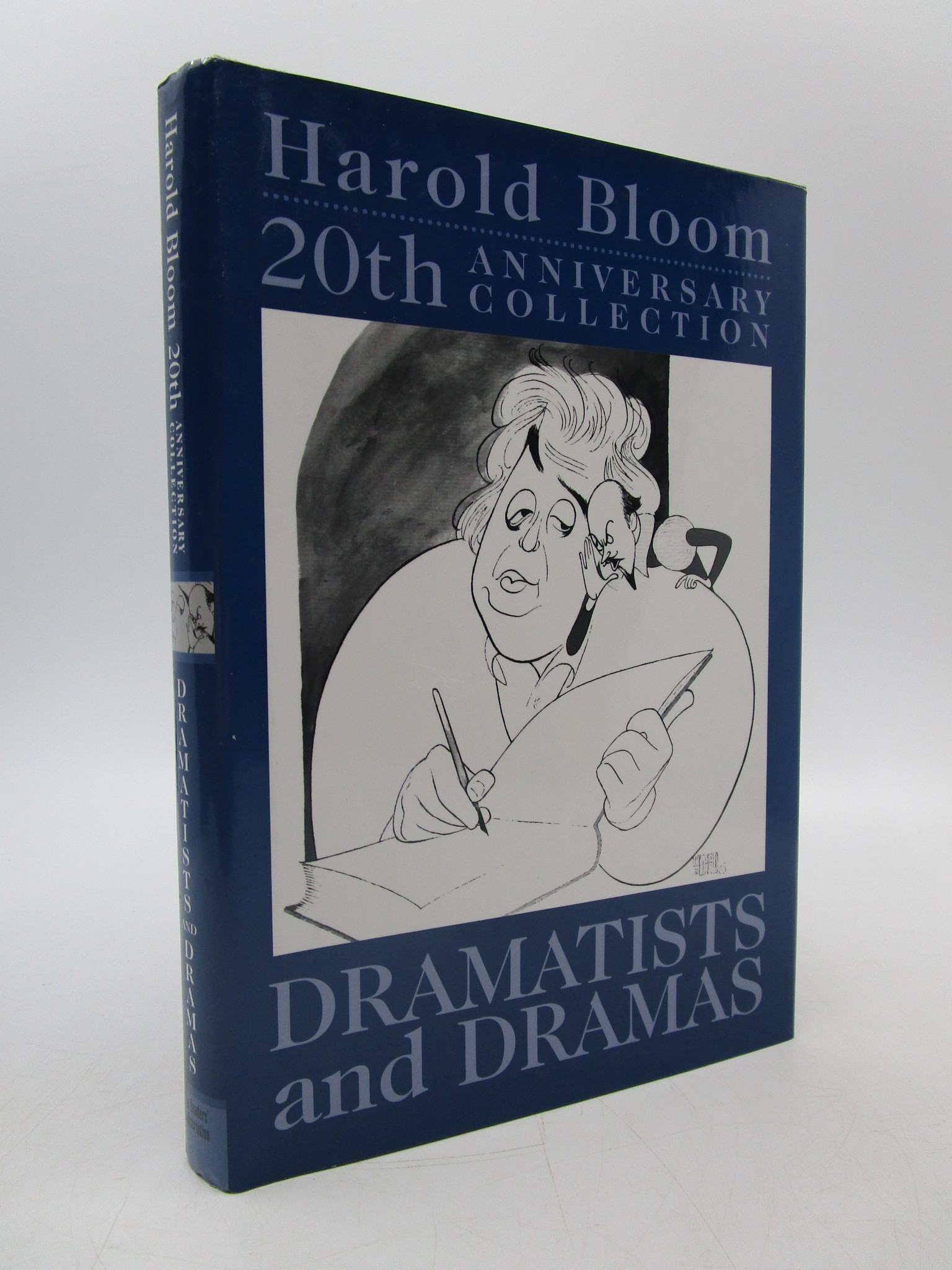 Image for Dramatists and Dramas (Harold Bloom 20th Anniversary Collection)