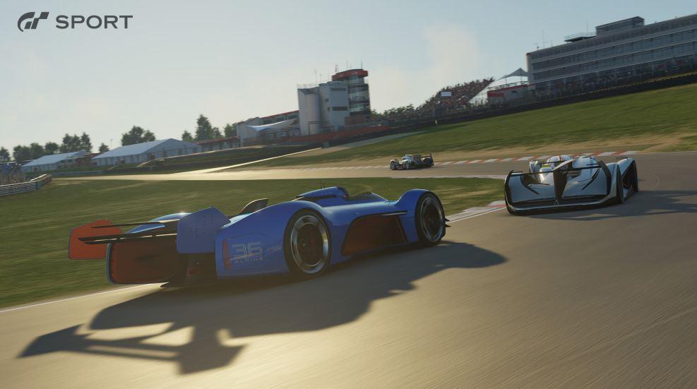 GT Sport PS4