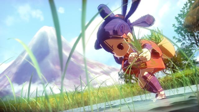 米就是力量!種稻就能變強的和風動作RPG登場! Nintendo Switch™/PlayStation4『天穗之咲稻姬』今日發售! 003-Taue-00