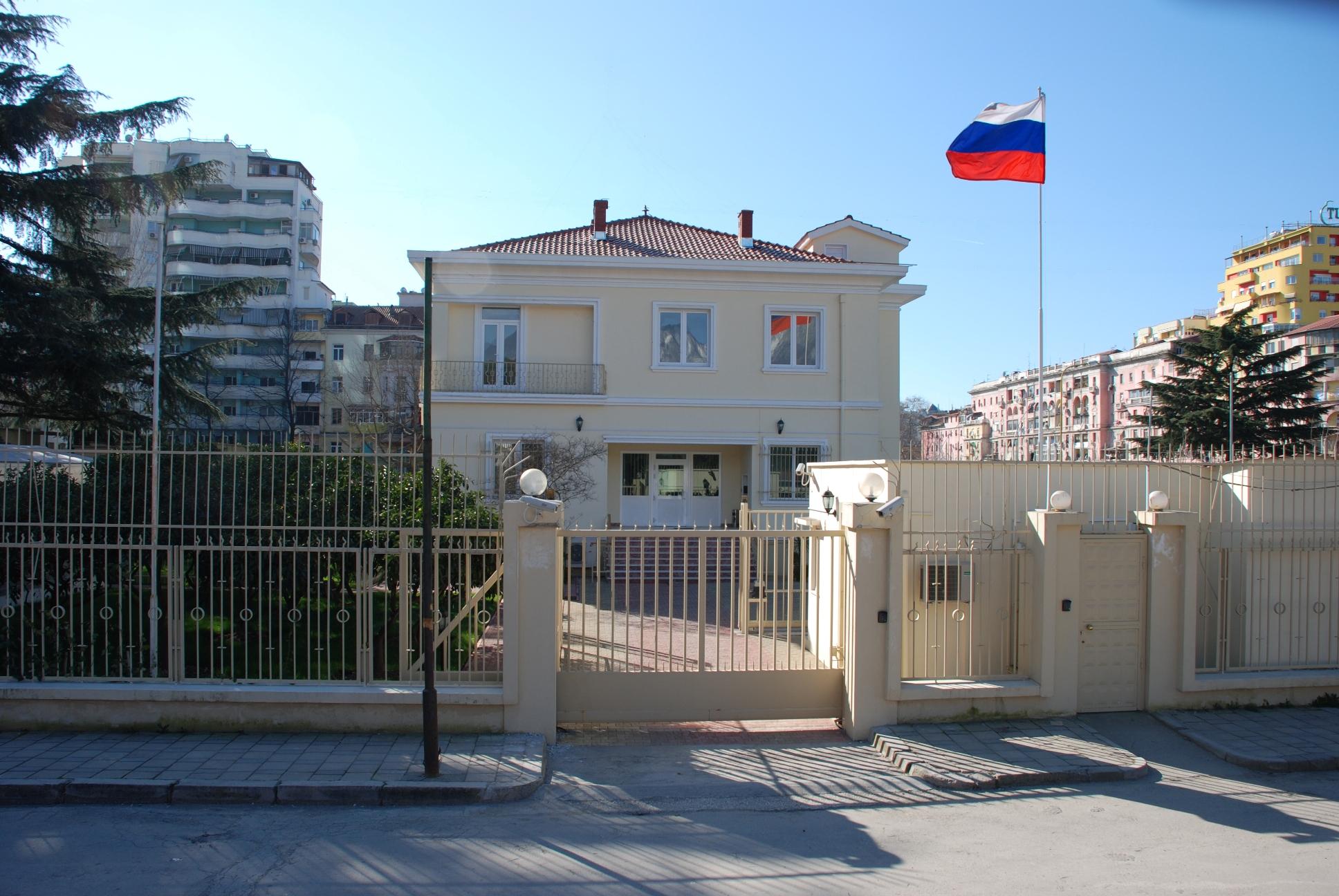 ALBANIJA PROTJERUJE RUSKOG DIPLOMATU! Mora napustiti zemlju u roku od 72 sata!