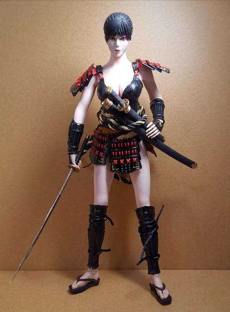 firegirl - NEW PRODUCT: Fire Girl Toys 1/6 FG-KSJ001/2 Female Ninjas / Kunoichi Kunoichi07