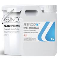 Resincoat Etch & Clean