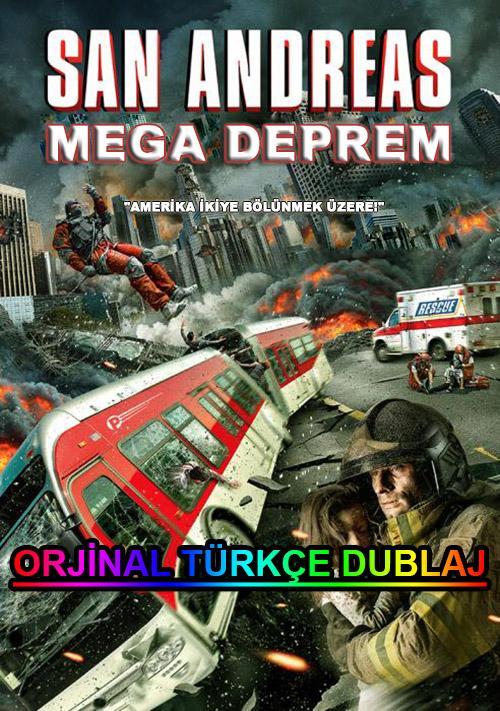 San Andreas: Mega Deprem | 2019 | BDRip | XviD | Türkçe Dublaj | m720p - m1080p | BluRay | Dual | TR-EN | Tek Link