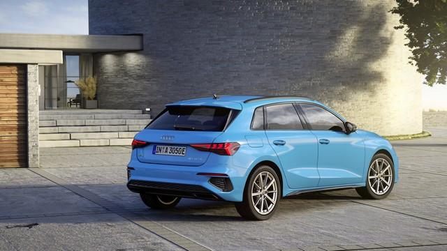 Conduisez jusqu'à 67 km en utilisant l'énergie électrique : La nouvelle Audi A3 Sportback 40 TFSI e A206514-medium