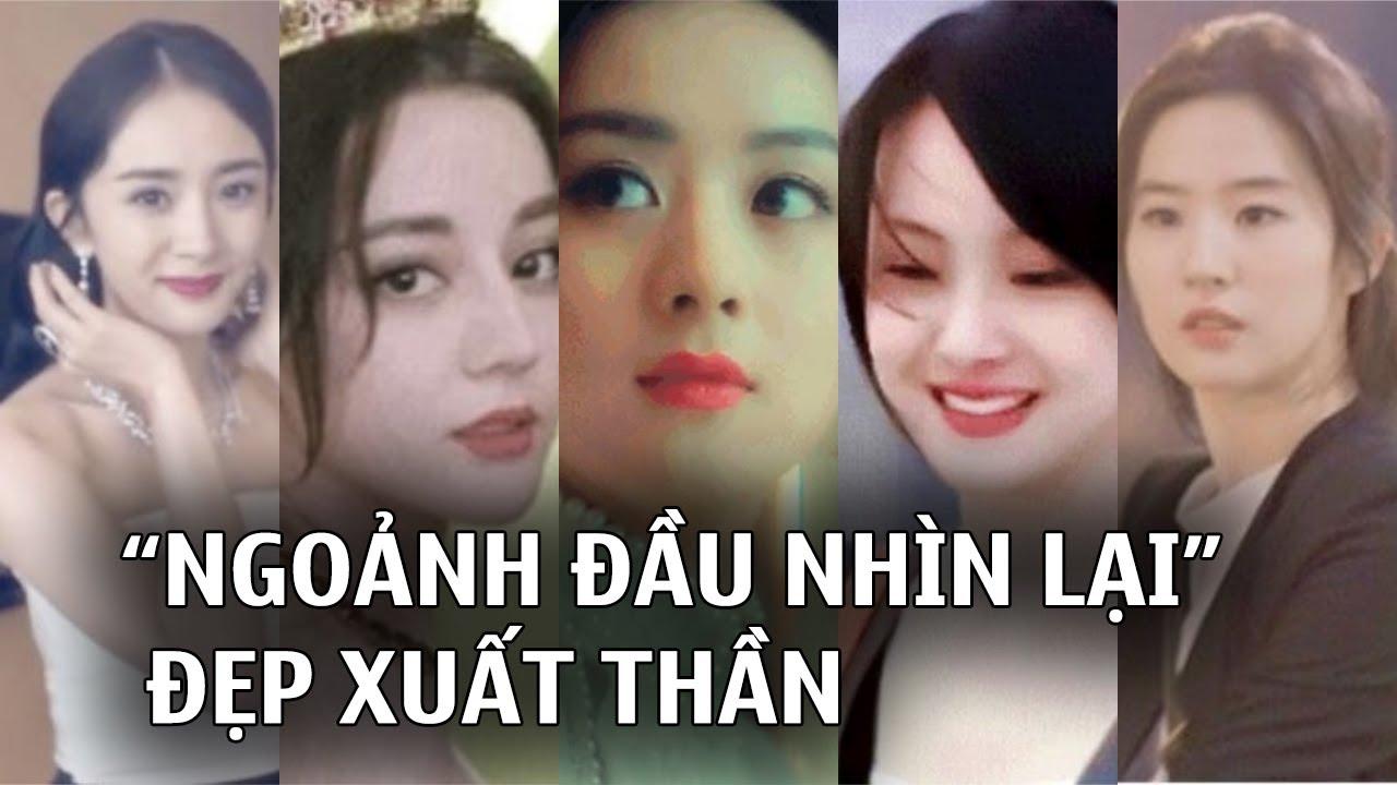 """12 mỹ nhân Hoa ngữ có khoảng khắc """"ngoảnh đầu nhìn lại"""" khiến netizen phát cuồng"""