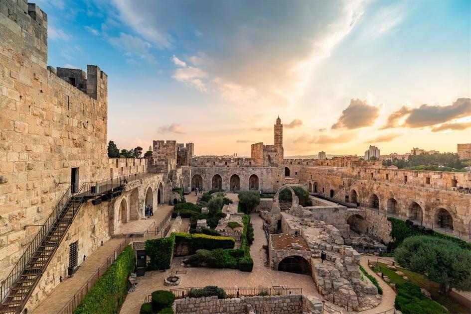 Tower-of-David
