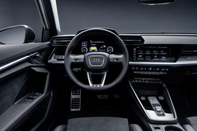 Hybride compacte avec une puissance de 245ch : l'Audi A3 Sportback 45 TFSI e A208946-medium