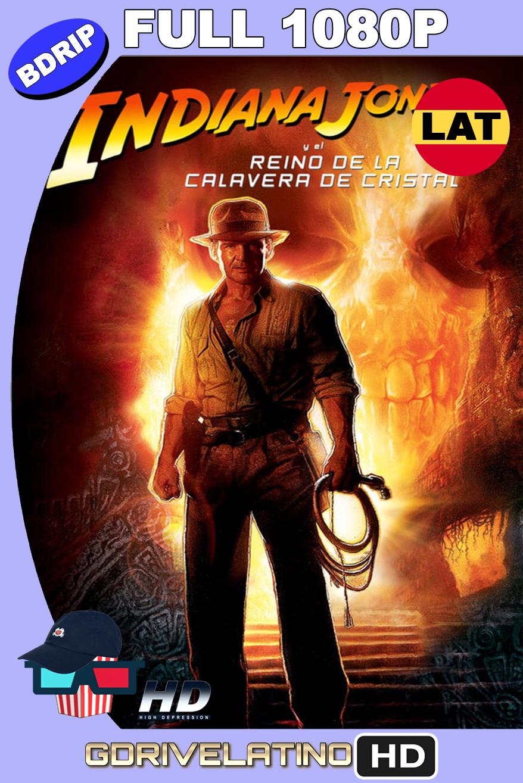 Indiana Jones 4: El Reino de la Calavera de Cristal (2008) BDRip 1080p latino-ingles MKV