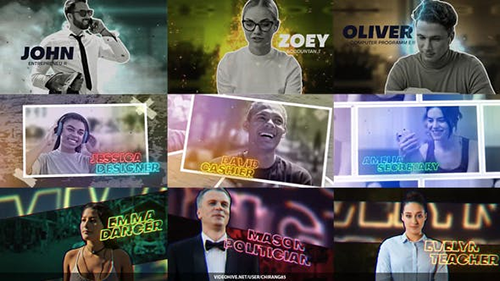 Modern Freeze Frame Maker 29192346 - Project for After Effects (Videohive)