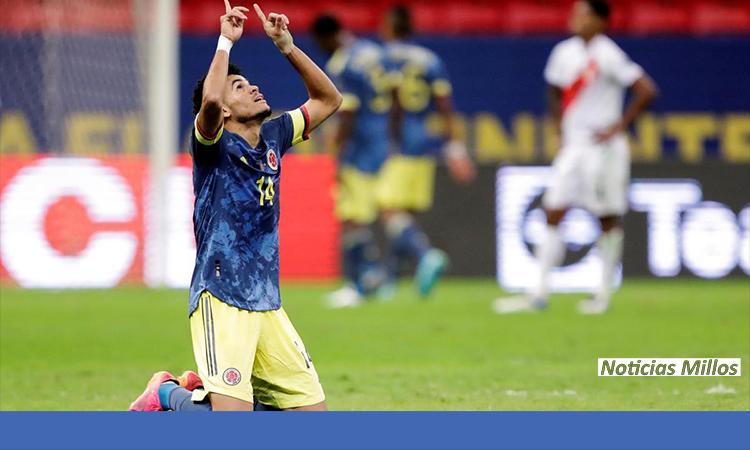 Luis Diaz Copa América