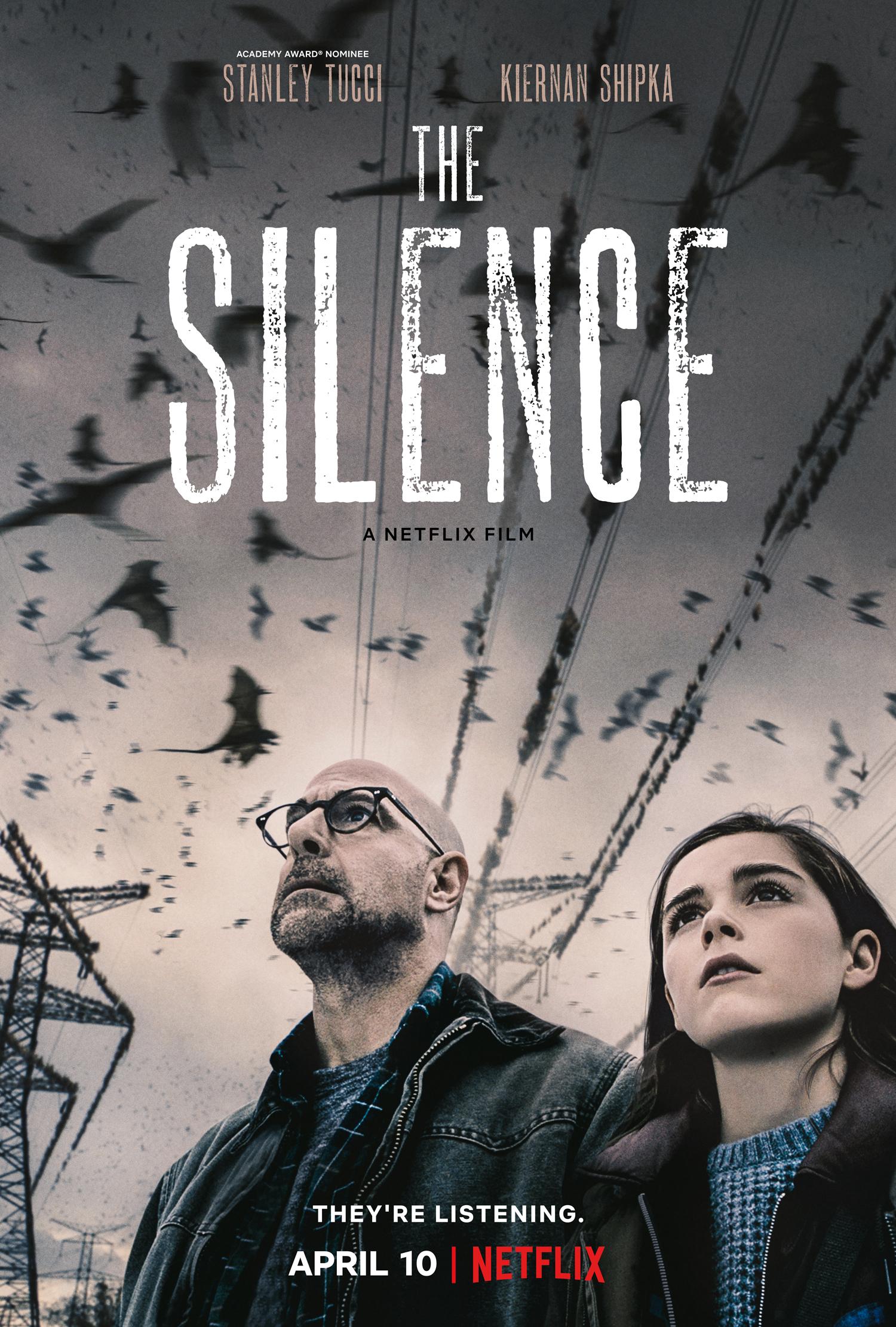 The Silence (2019) Dual Audio Movie 720p
