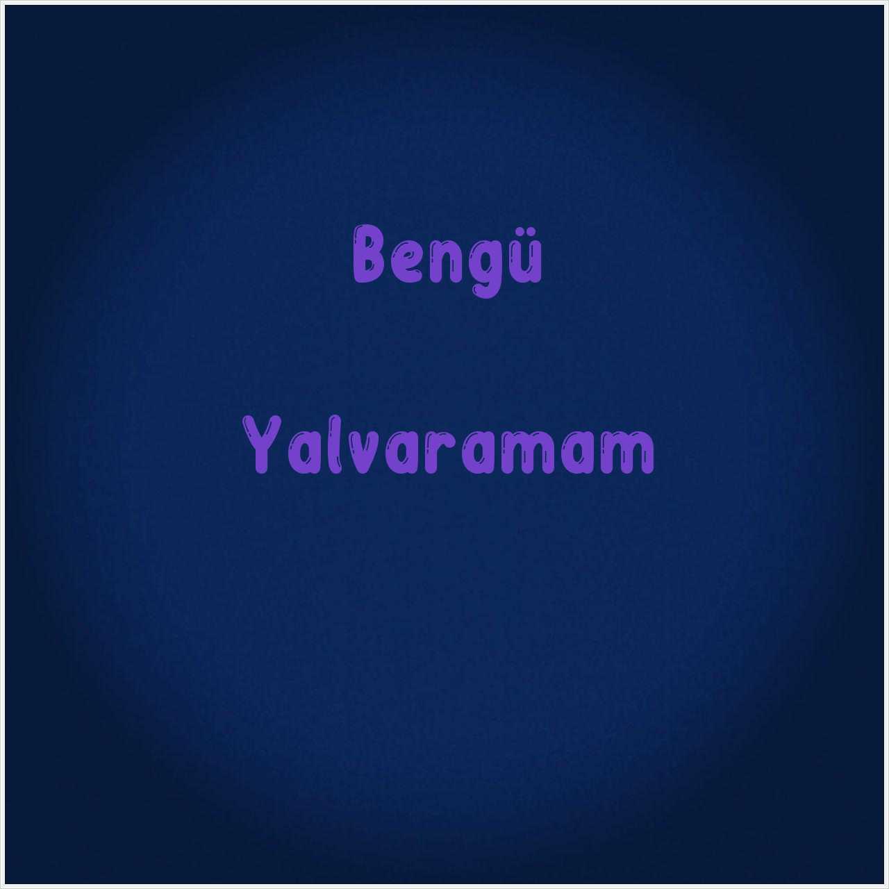 دانلود آهنگ جدید Bengü به نام Yalvaramam