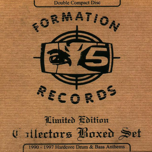VA - Formation Records Collectors Boxed Set (1990-1997 Hardcore Drum & Bass Anthems) 1997
