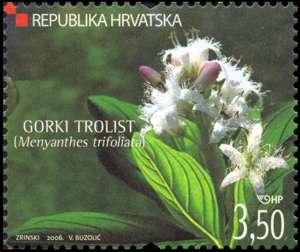 2006. year HRVATSKA-FLORA-GORKI-TROLIST-MO-VARNA-TROLISTICA