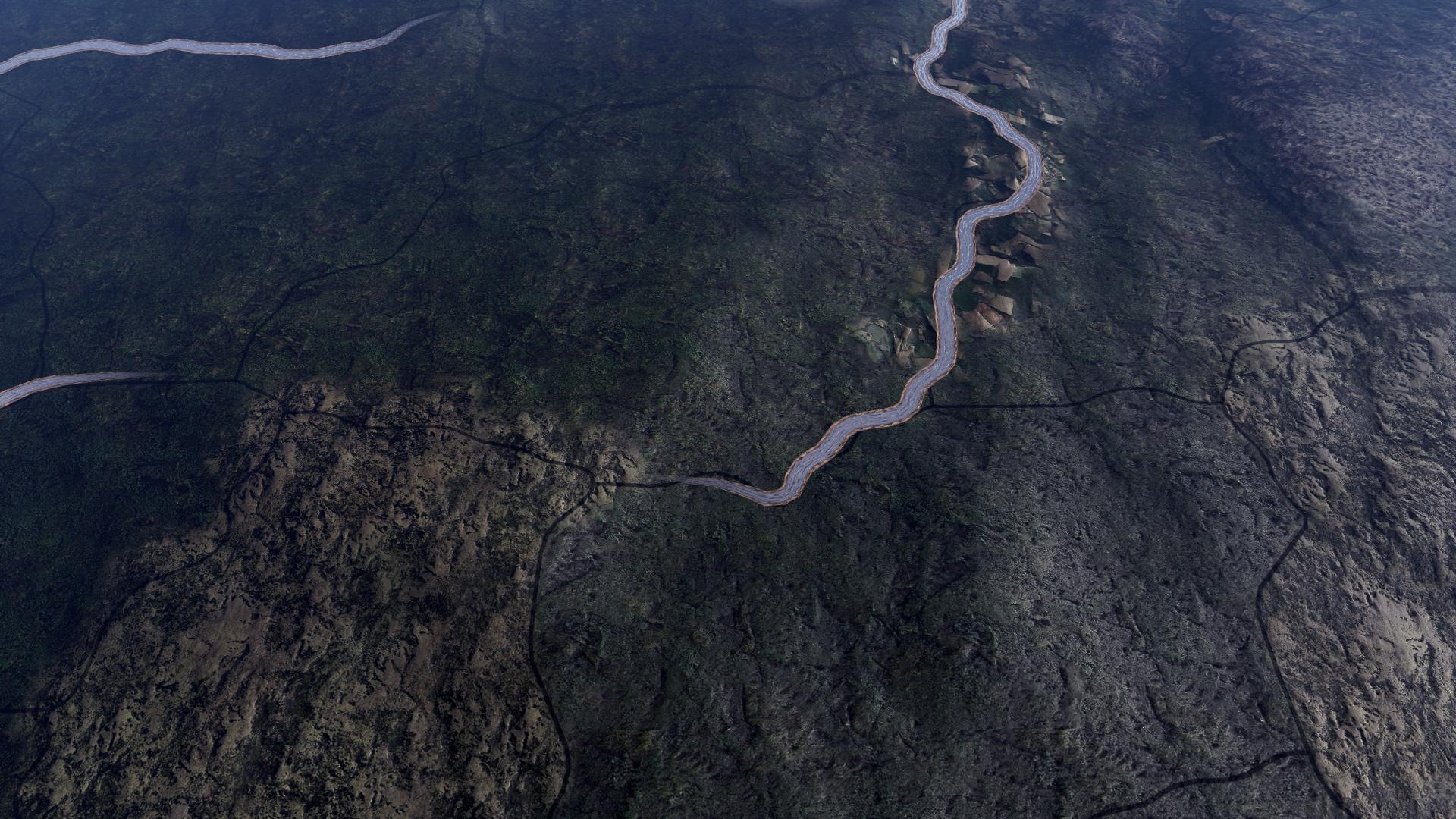 Texture Overhaul - Terrain / Ретекстур земли