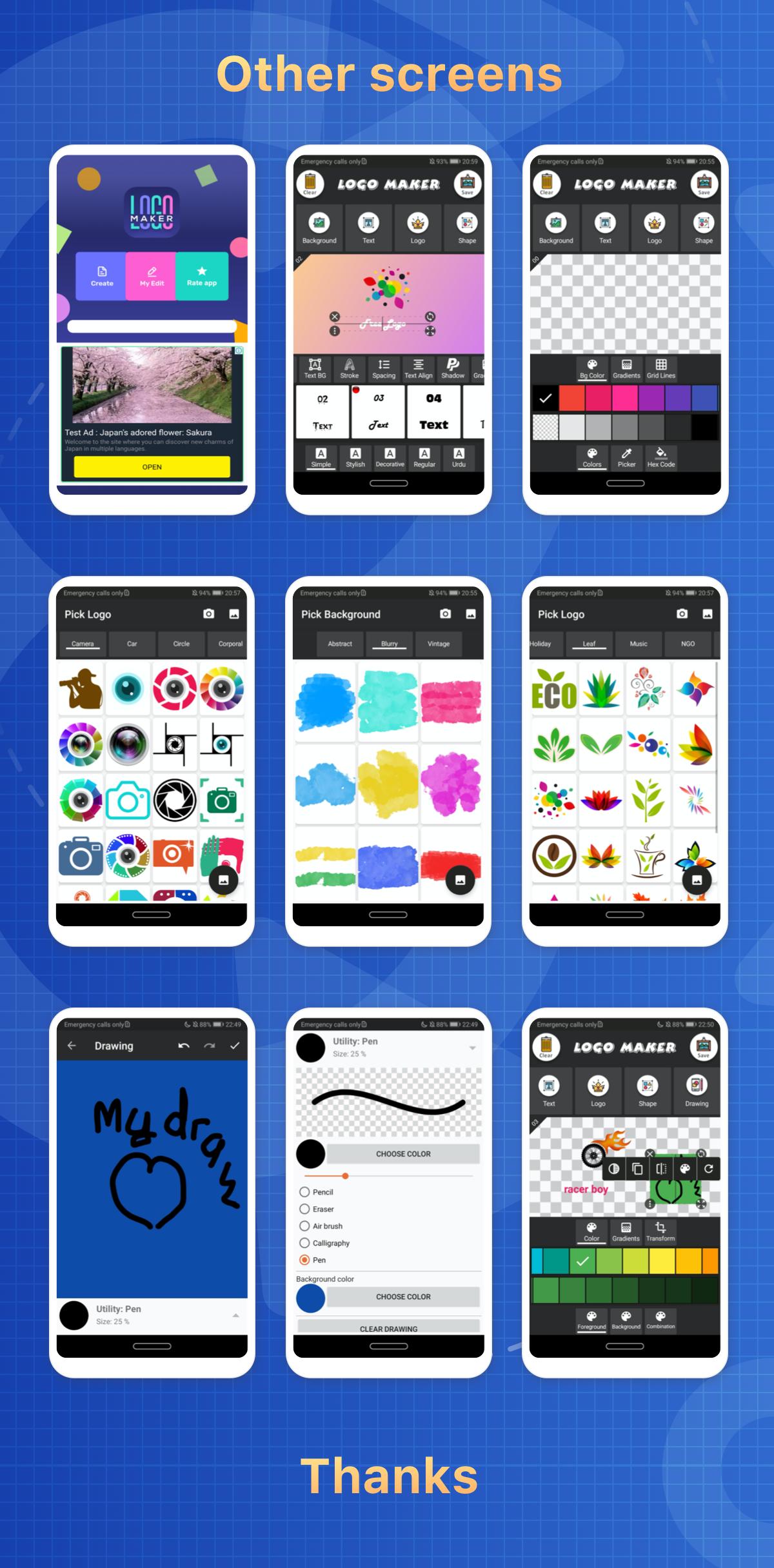 Logo Maker - Graphic Design & Logo Creator - 4