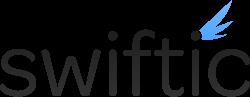 Swiftic mobile logo