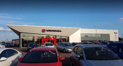 Perrys Preston Vauxhall