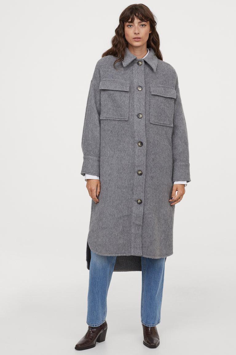 cappotti low cost autunno inverno 2020-21 H&M
