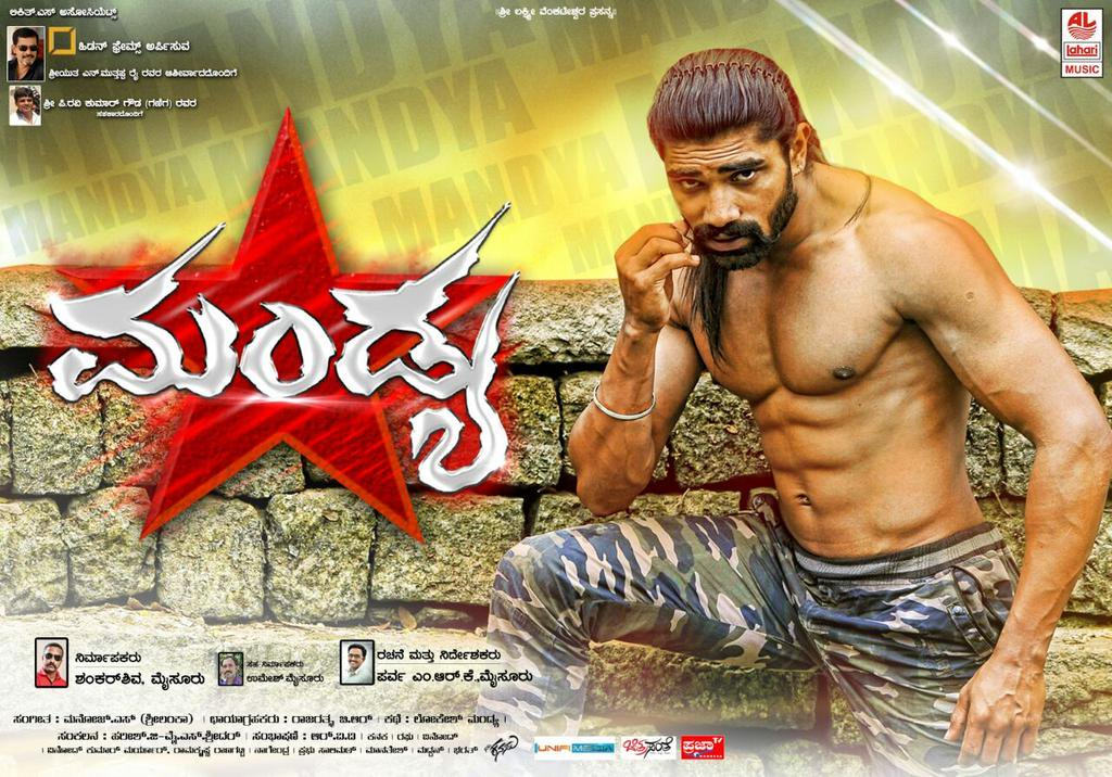 Mandya Star 2019 Hindi Dubbed 720p