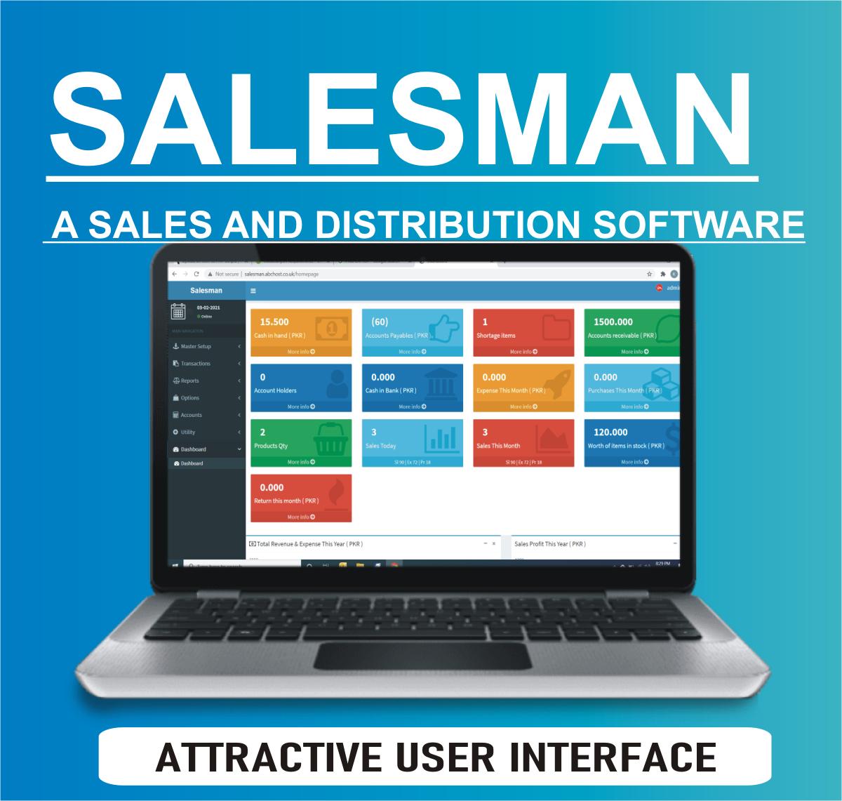 Salesman Banner 1