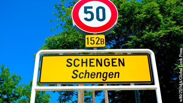 В Бундестаге предрекли развал Шенгенской зоны