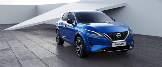 Nouveau Nissan QASHQAI : 100% De Motorisations Électrifiée Pour Des Performances Dynamiques All-New-Nissan-Qashqai-CGI-Exterior-1-source