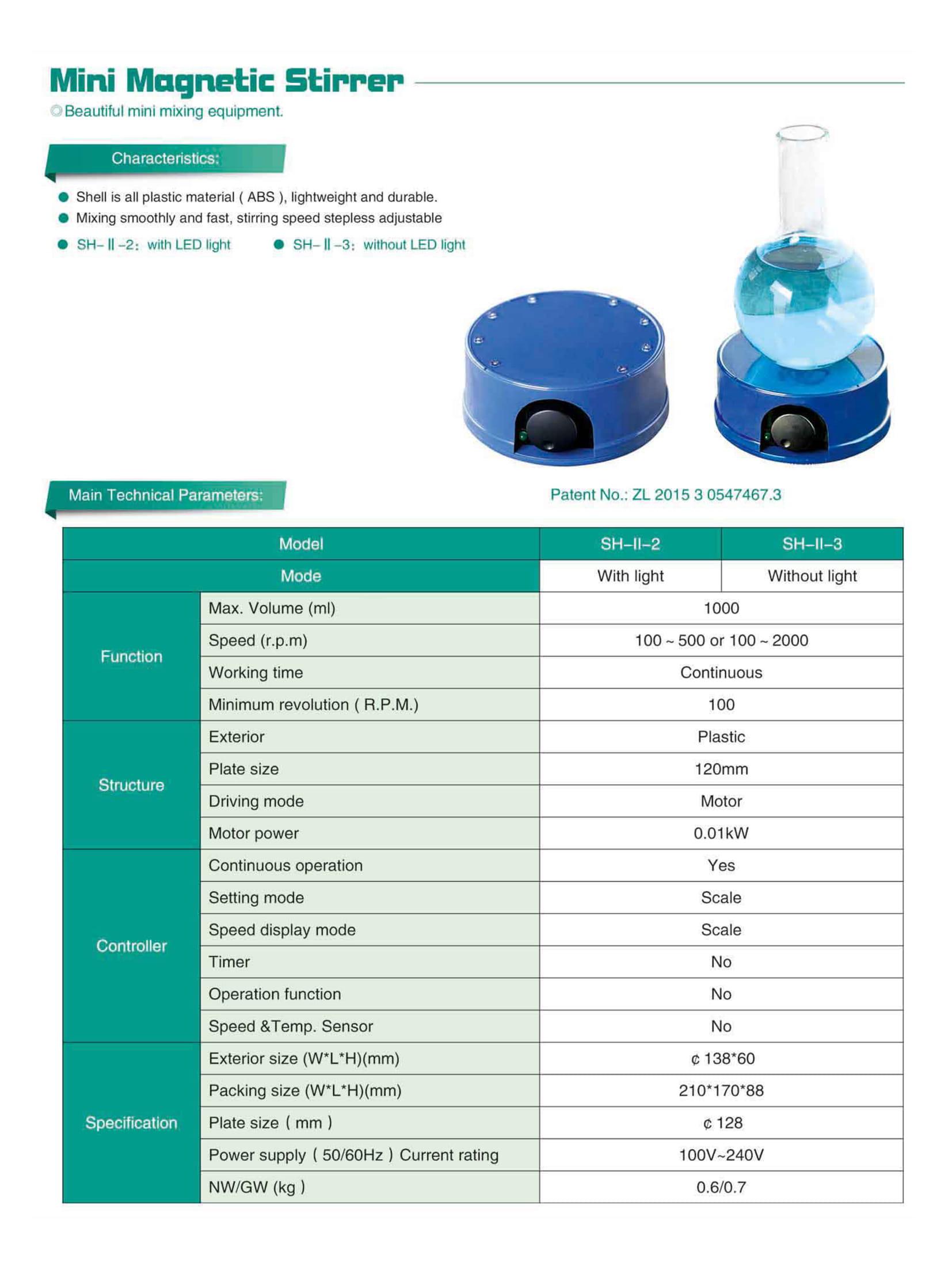 Mini-Magnetic-Stirrer