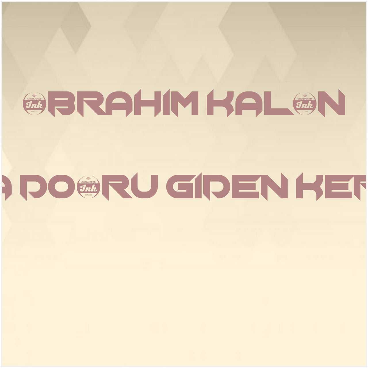 دانلود آهنگ جدید İbrahim Kalın به نام Şaha Doğru Giden Kervan