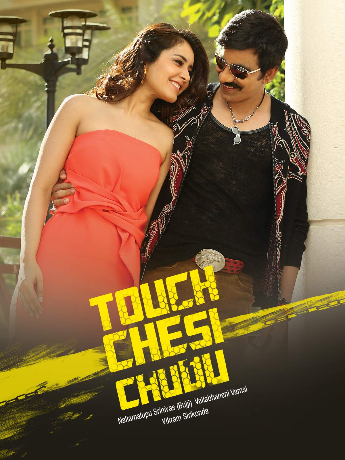Touch Chesi Chudu (2020) Hindi ORG Dual Audio UNCUT 720p BluRay 800MB Download