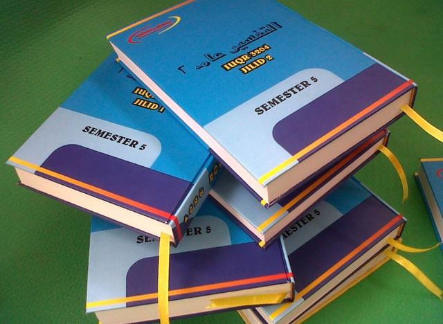 Jilid Buku Yang Tersedia di Percetakan Only Print