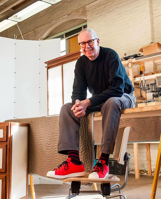 Designer Peter Danko