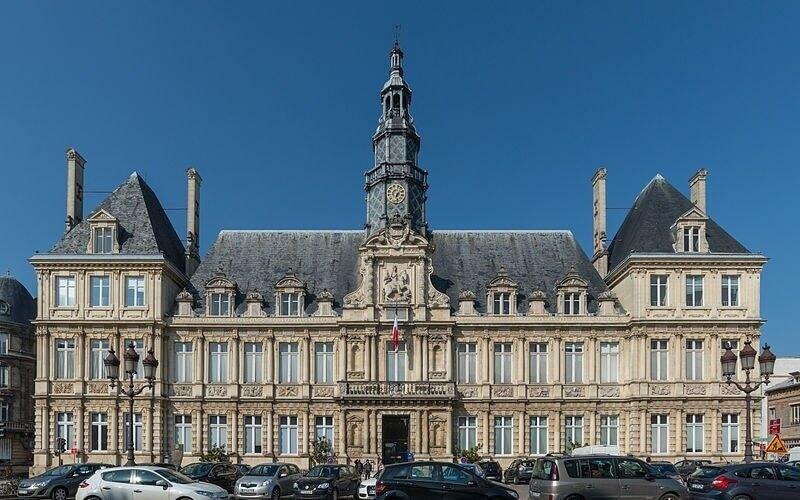 Reims city photo