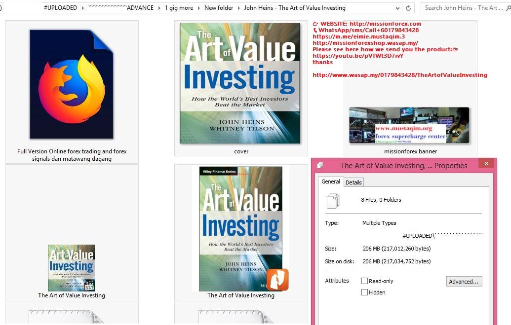 John Heins – The Art of Value Investing