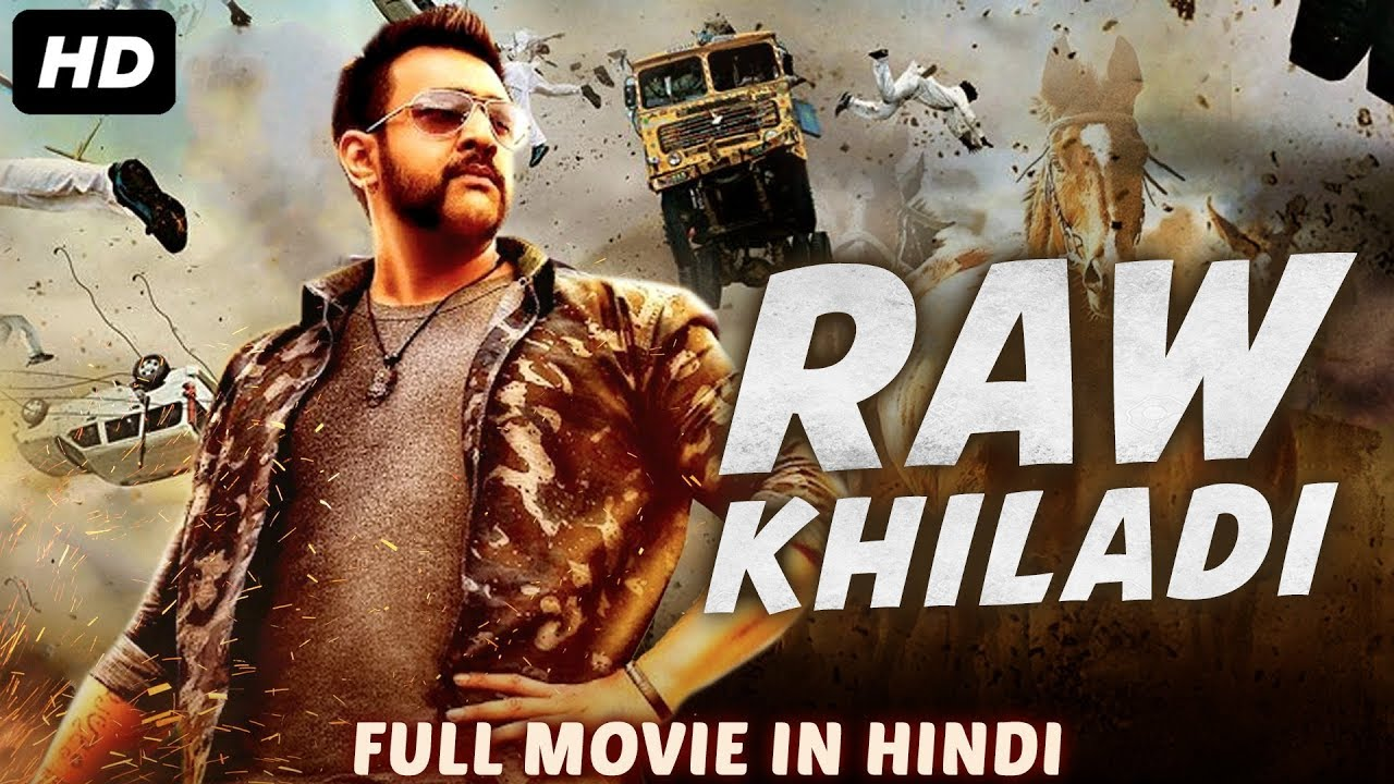 Raw Khiladi Hindi Dubbed Movie 720p