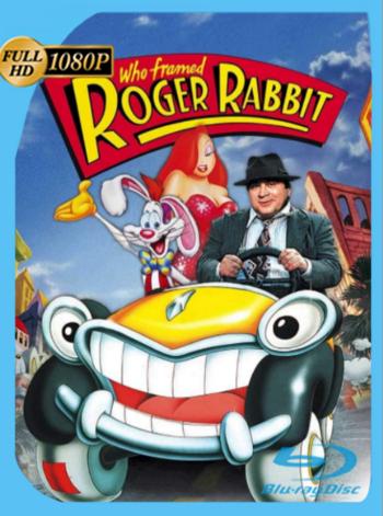¿Quién engañó a Roger Rabbit? (1988) BRRip [1080p] Latino [GoogleDrive] [zgnrips]