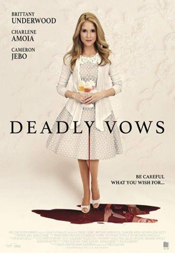Zabójcza przysięga / Deadly Vows (2017) PL.HDTV.XviD-DiDi | Lektor PL