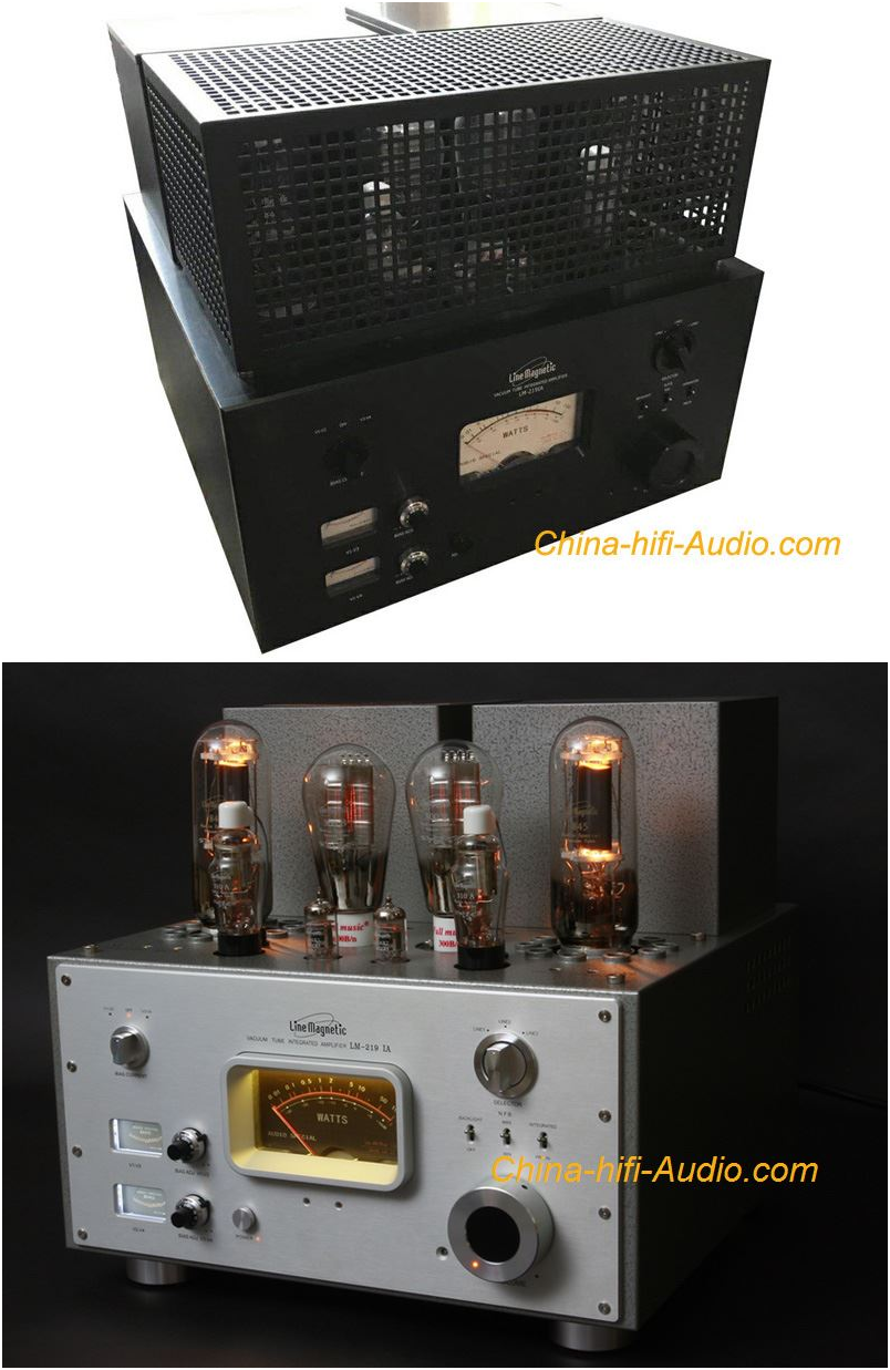 China-hifi-Audio Announces New Line Magnetic Tube Integrated Amplifiers for its Customers
