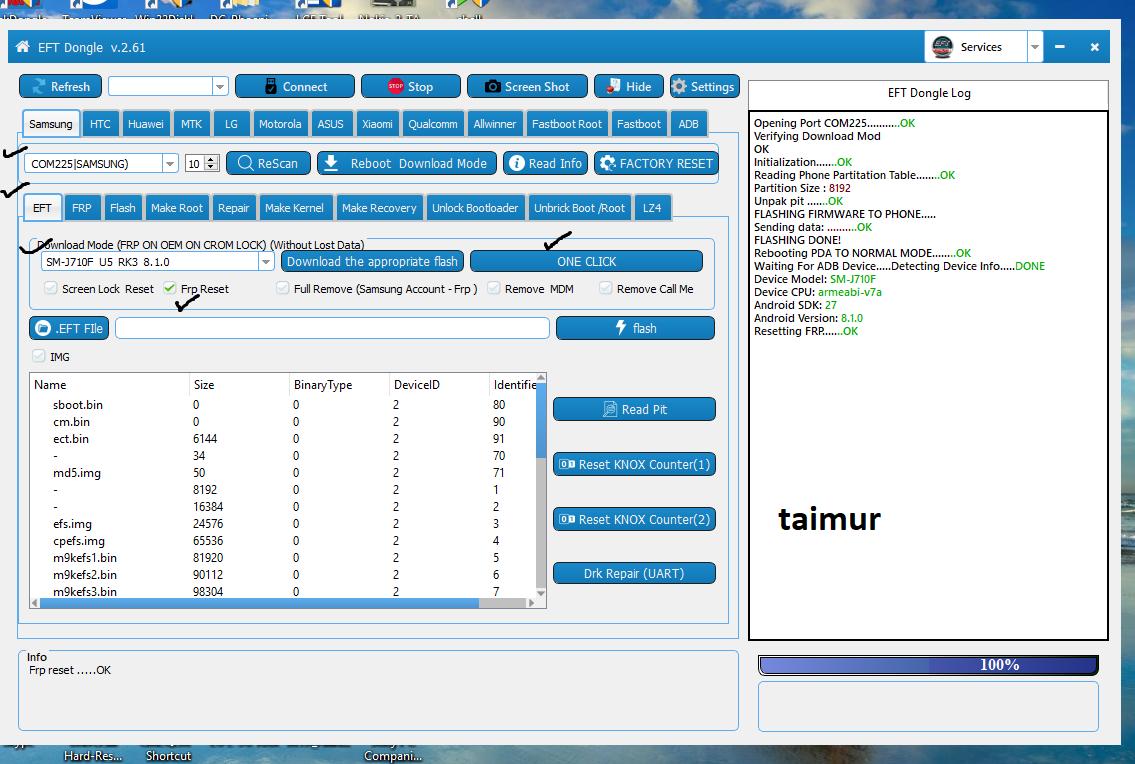 samsung j710f u5 8 1 0 frp reset done - GSM-Forum