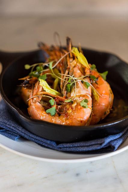 compére lapin shrimps