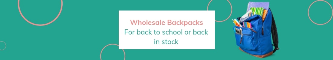 Wholesale Backpacks and bulk backpacks at All Time Trading