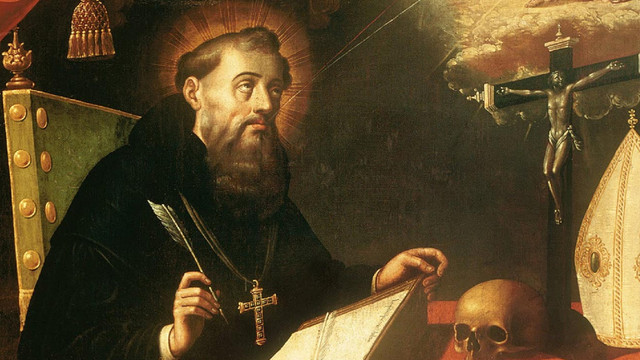 santo-agostinho-Antonio-Rodriguez-1636-1691