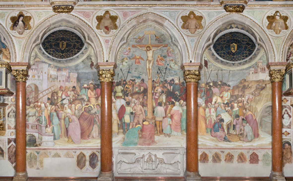 Padova, i suoi affreschi da oggi Patrimonio Mondiale UNESCO