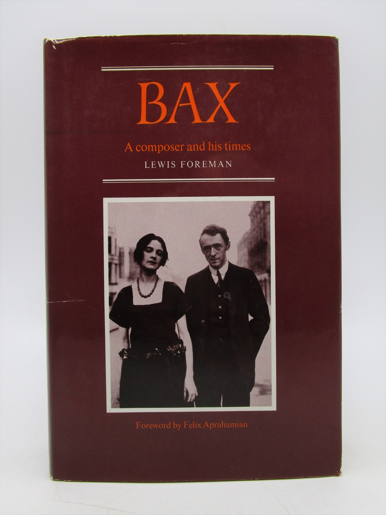 Image for Bax: A Composer and His Times
