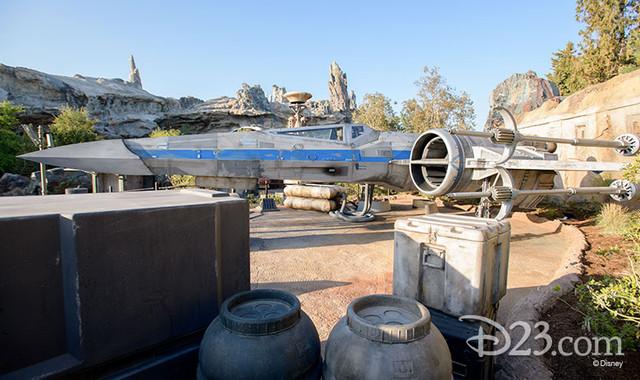 [Disneyland Park] Star Wars: Galaxy's Edge (31 mai 2019) - Page 38 Xxx3