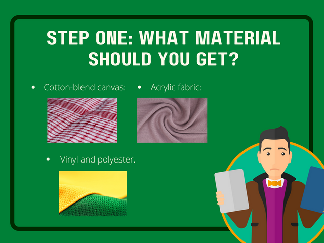 Step-one-What-material-should-you-get
